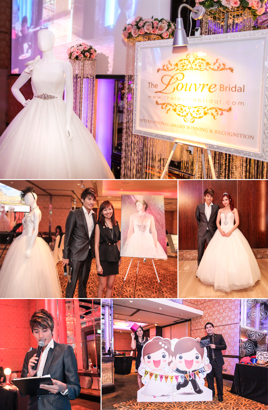 The Louvre Bridal_Holiday Inn Singapore Orchard City Centre_Wedding Show