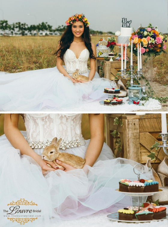 The Louvre Bridal Singapore_Alice in wonderland_Theme Wedding Photography 04