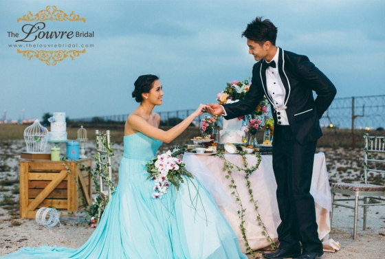 The Louvre Bridal Singapore_Alice in wonderland_Theme Wedding Photography 11