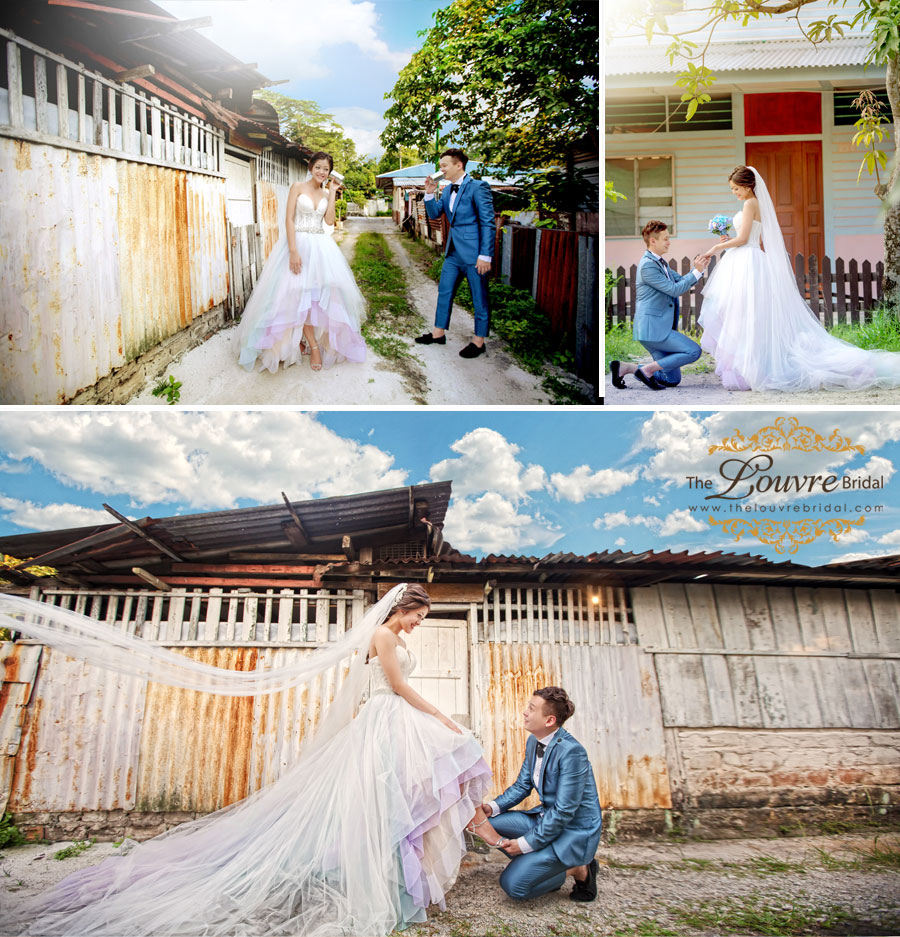 The-Louvre-Bridal-Singapore_Pre-Wedding-Photography-Retro-Fashion-Theme-Kampong-11